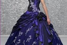 šaty barevné