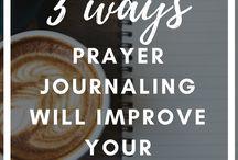 Prayer + Meditation Tips / Christian women, pray, prayer, prayer journal, meditation, devotions, Bible study, relax, war room