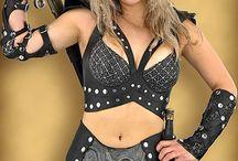 Xena Worrier Princess, Callisto Costume