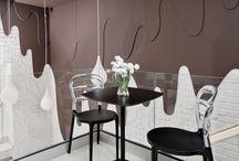Chocolate Cafe Interior