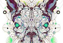 2D art geometry