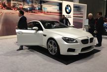 New England Auto Show 2015 / The International New England Auto Show in Seaport, Boston.