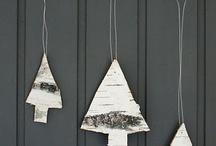 DIY - Christmas decorations
