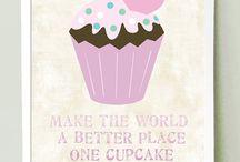 Cupcakes <3 / by Ashley Troche