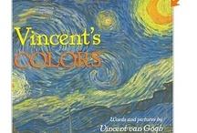 Van Gogh Books / Books about Post-Impressionist artist Vincent van Gogh / by Van Gogh Gallery