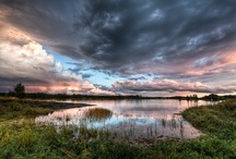 Landscapes for your wall / Beautiful landscapes you should get for your walls