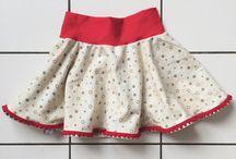Nähanleitung  Kind Rock + Kleid