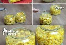mısır konservesi