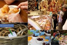 Food & Gastro Tours / If you are in Athens skip all the lines and dine at the most famous restaurant in Athens. Or try a walking food tour! http://goo.gl/zIZuAT