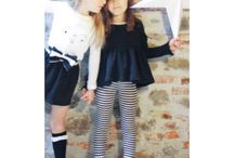 Olive e Miele Collection / Simple and chic kidswear