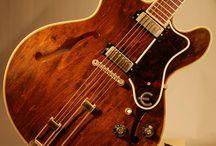 Guitars.