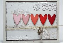 cards - love & hearts