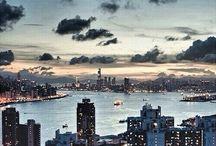 City landscapes