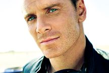 . Michael Fassbender . / Red Passion...