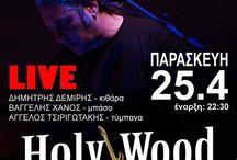 Panagiotis Berlis Live