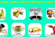 Kitchen Combo craze / Making your own combo  Isn't it a great idea!!! Design your combo and buy for 49aed