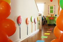 Decor Ideas / Birthday decorations