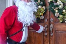 Come in Santa!