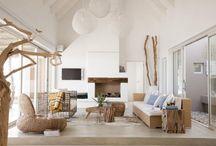 Жизнь у моря в современном стиле / Еще один пост, навеянный летом — о пляжном домике в южноафриканском городе Кейптаун.