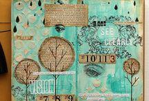 Ideas 4 art journal