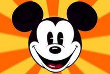 Mickey Mouse / by Micki Kowalik