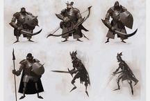 Characterdesign (Games)