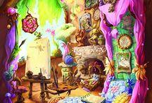 Magik world