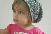 crochet hat beanie toddler free pattern