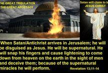 Scriptures Concerning Prophecy
