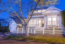 Villas / The NZ villa - a colonial suburban bungalow in a style that became popular in the 1880s when our cities began to demand homes larger than single room pioneer cottages