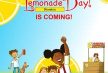 Lemonade Day Houston 2015 / Post the activities, achievements, and business results of all your organization's participants.