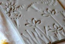 Savityöt/Lera o skulptering/Clay