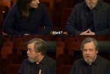 Luke Skywalker//mark hamill