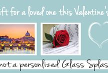Valentine's / Feeling the Love this Valentine's... Why not pick a personalized splashback for your loved one. Why not a special place you both shared. We have a wide range of romantic places to choose from.  We are now offering standard size Glass Splashbacks on Amazon. http://www.amazon.co.uk/s/ref=bl_sr_kitchen…  For Bespoke sizes please just get in touch at info@colour2glass.com