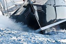 Big sail water