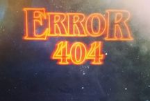 Our work Make it Stranger! Generador.  #404 #error404 #strangethings #code