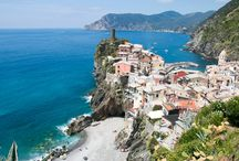 Europe / Italy, Greece, France, Spain and other places to adventure to.