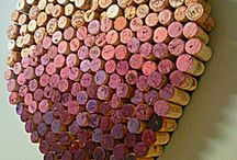 So clearly saving wine corks / I can't help myself. Keep on saving corks from wine bottles.