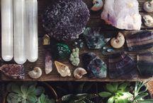 crystal inspo