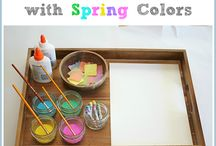 kids: spring fun! / by A La Mode Creations