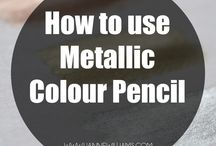 Colored Pencil information