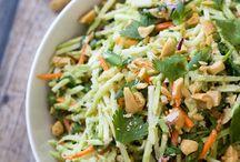 Salads/Slaws