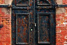 Doors / by Teresa Brown