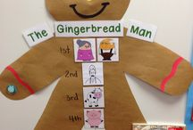 """The Gingerbread Man"""