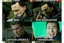 Marvel, DCM itd.