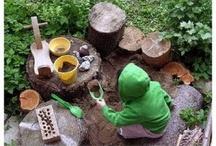 Outdoor Play Ideas / by Marty Keaton-Ferren