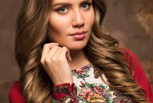 платья русский стиль