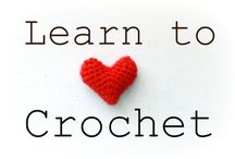 Sewing, Crochet & Crafty projects / by Joyce Foster