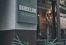 Dandelion - Gastro Winery Cafe / Gastro Winery Cafe