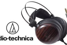 Best Audio-Technica Over-Ear Headphones / Audio-Technica has been creating high-performance microphones, headphones, wireless systems, mixers and electronic products for home and professional use since 1962. The winner of numerous industry awards, Audio-Technica manufactures products that set quality, durability and performance standards for live sound tours, broadcast and recording studios, corporate and government facilities, and more! Their Over-Ear designs are renowned for their huge bass response and supreme on-head comfort.